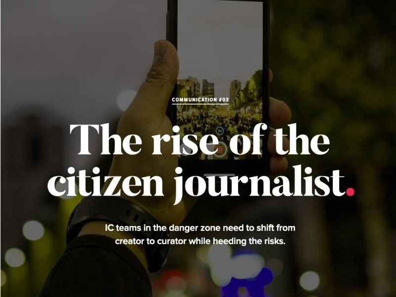Citizen Journalist THUMB