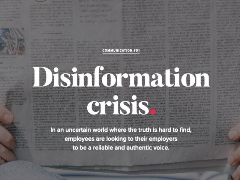 Disinformation Crisis THUMB