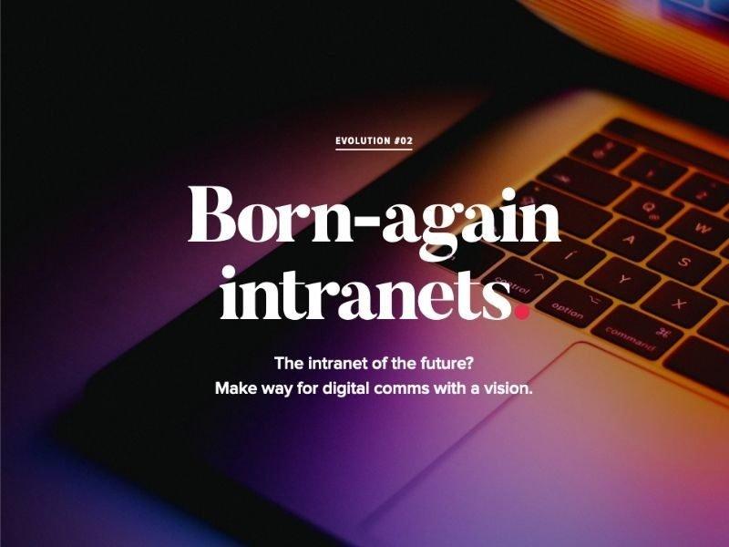Born Again Intranets THUMB