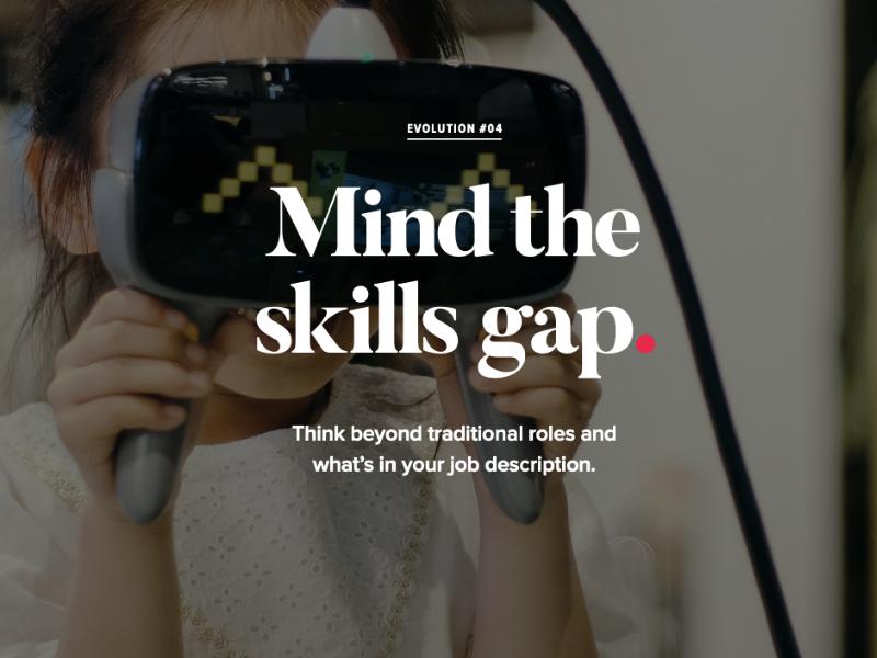 Mind skills gap THUMB