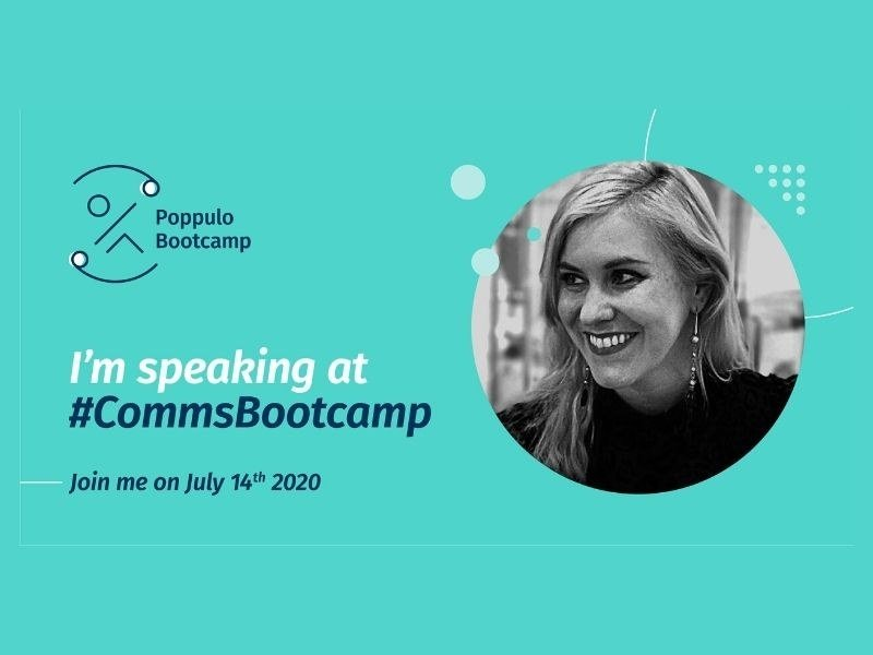 Lindsay at Poppilo Bootcamp