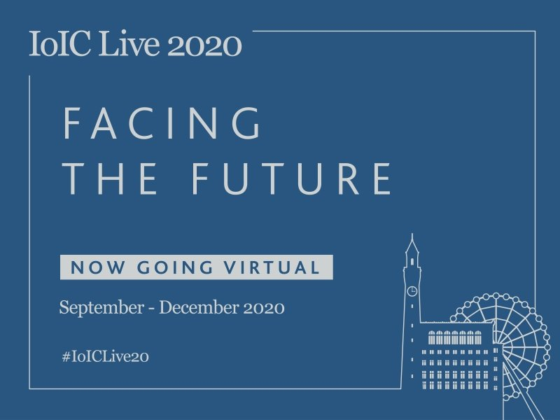 Io IC Live 2020 virtual Web page main