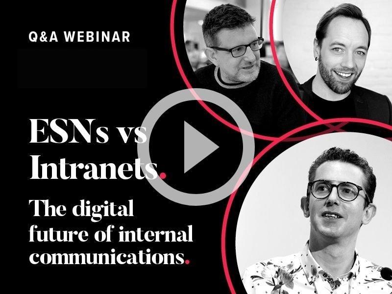ESN vs intranet webinar video THUMB