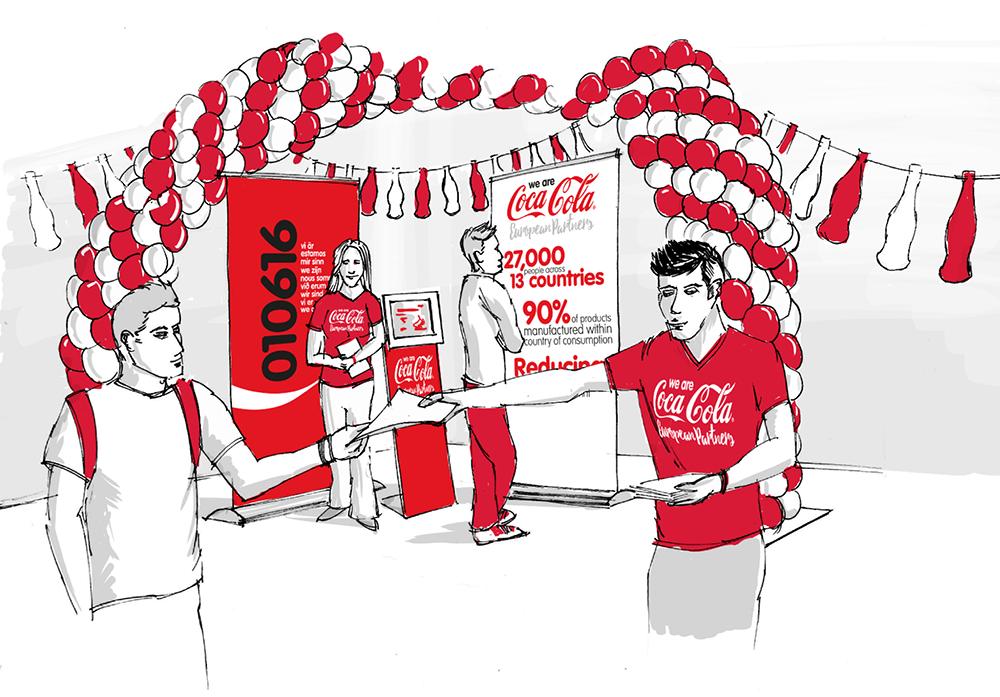 Culture Coca Cola Work2