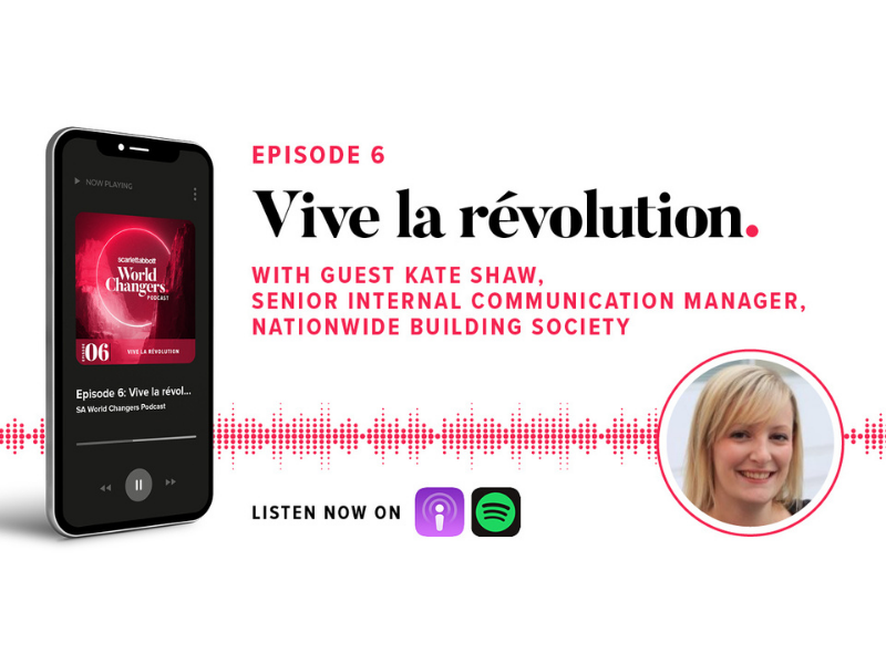 Podcast Ep6 Vive la revolution