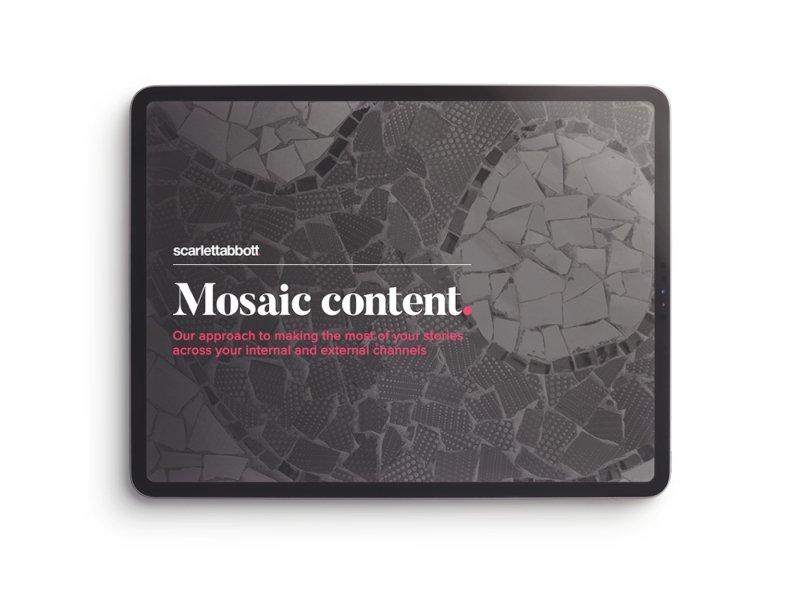 Mosaic Content