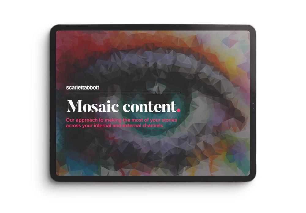 Mosaic Content v2