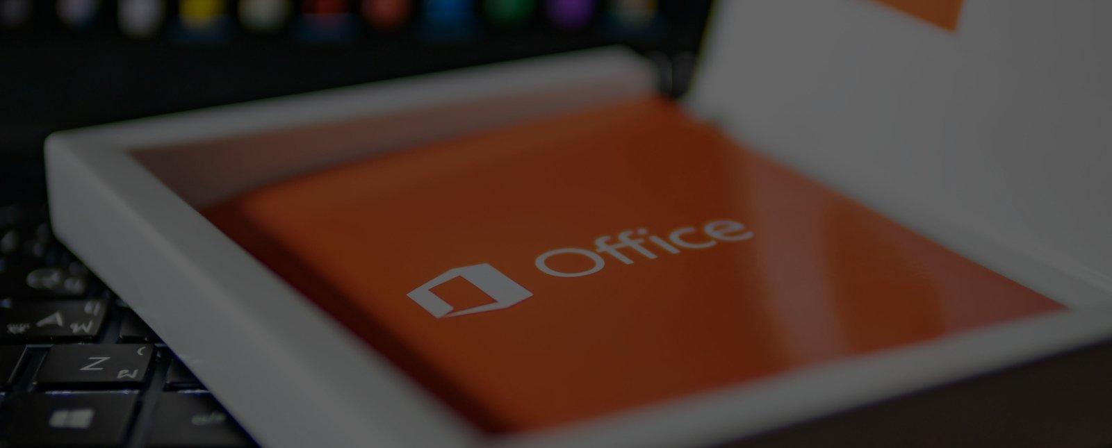 Optimising Office dark