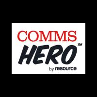 Comms Hero LOGO