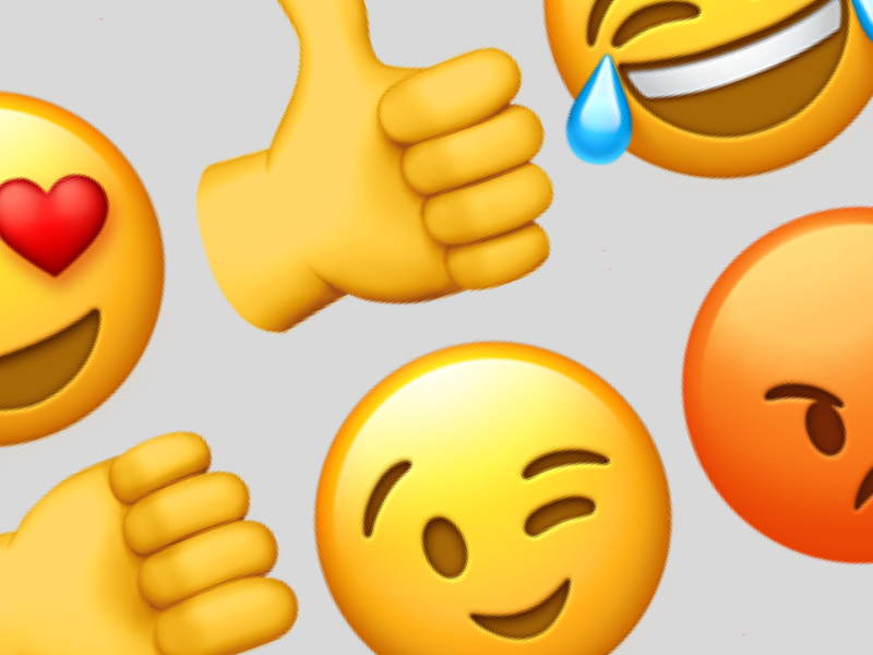 Emojis in the workplace THUMB