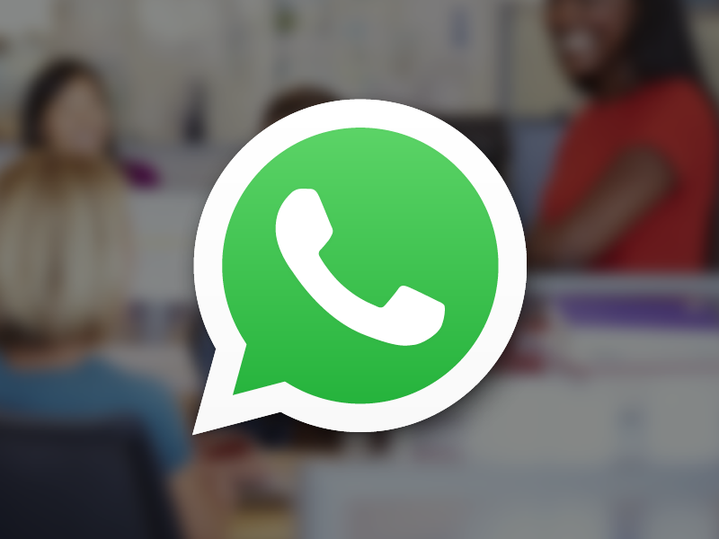 Whatsapp in the workplace THUMB