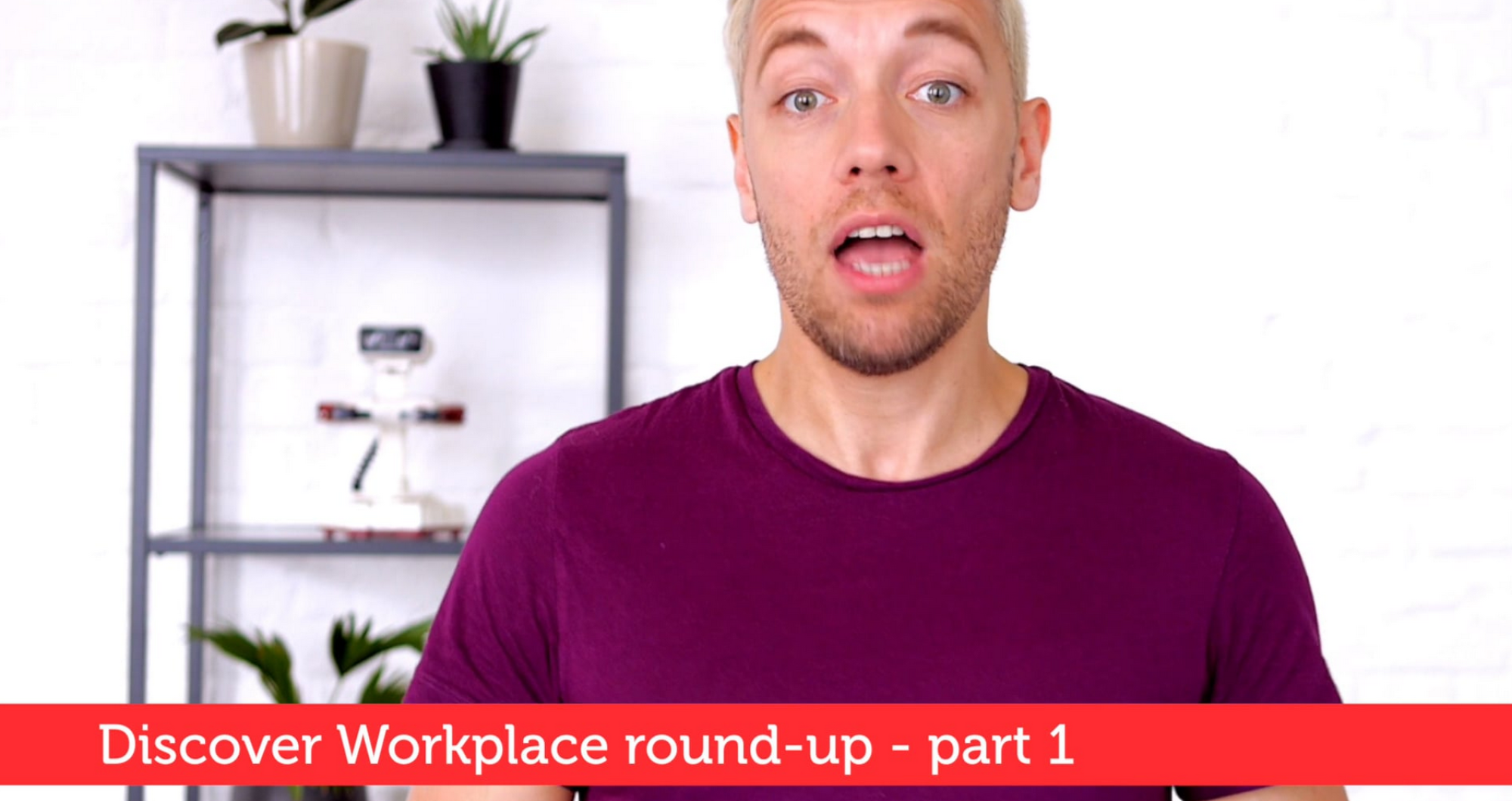 Workplace in the real world