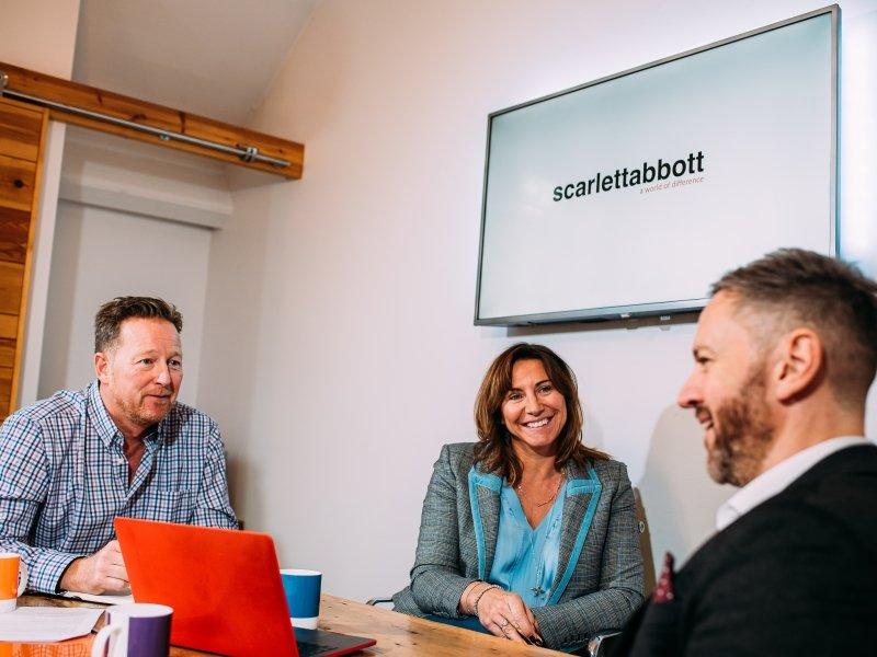 Scarlettabbott leadership team
