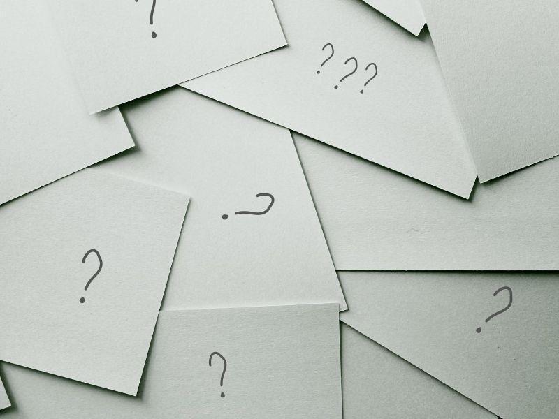 DI questions THUMB