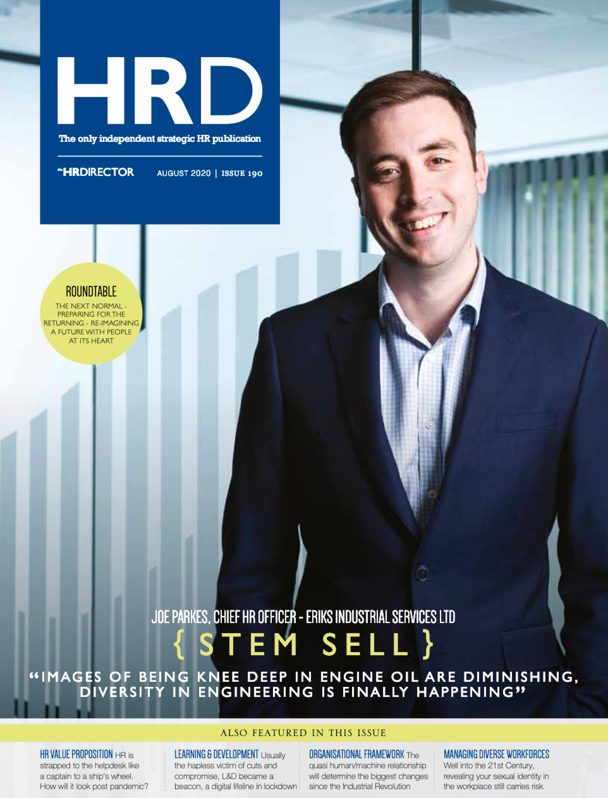 The HR Director Issue 190