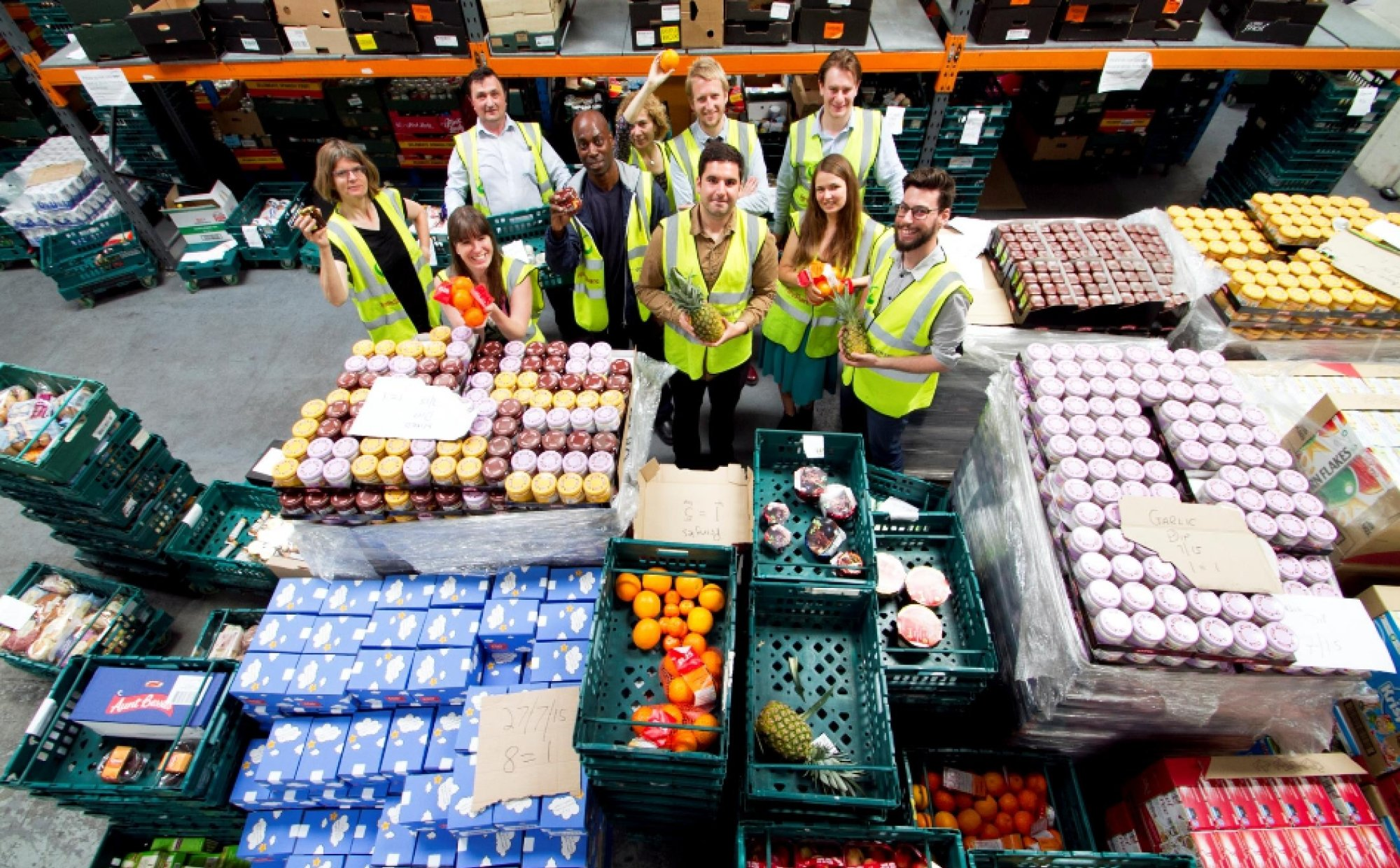 A FareShare Christmas IN POST