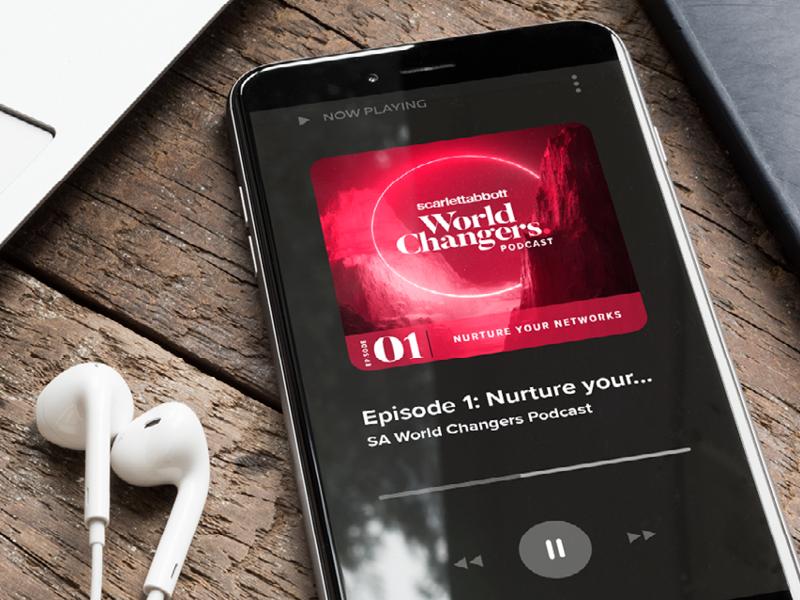 Podcast PROMO Website